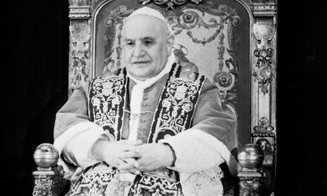 Portrait of Pope John XXIII