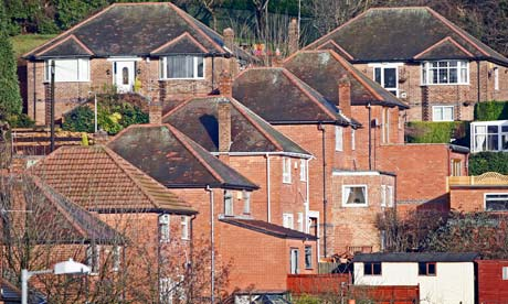 Half of privately owned homes are 'under-occupied' | Money | guardian.