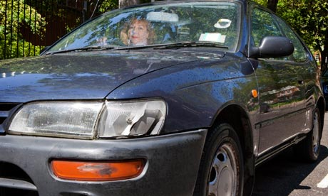 Car insurance: one bump and your old car could be on the scrapheap