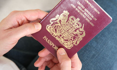 download a passport application form online