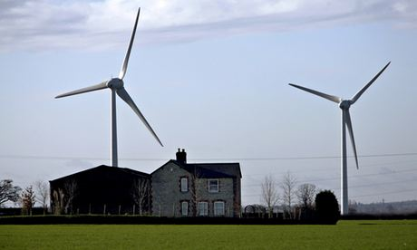 Property Values Near Wind Turbines