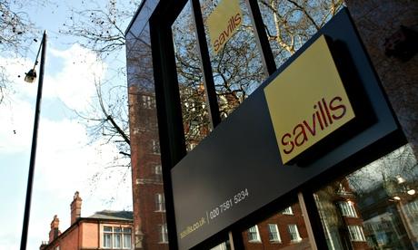 savills house prices