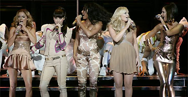 Spice Girls in Vancouver