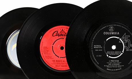 Music from vinyl