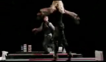 Madonna - 4 Minute video grab