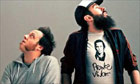 Dan Le Sac and Scroobius Pip