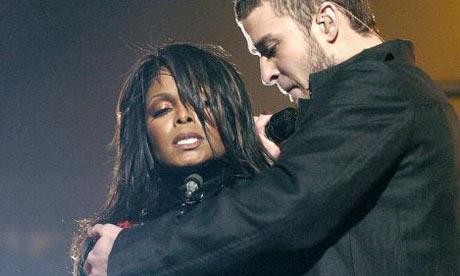 janet jackson wardrobe malfunction. Janet Jackson and Justin
