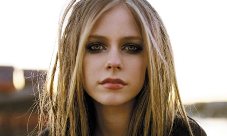 Avril Lavigne ... too sexy for Malaysia? Photograph: PR