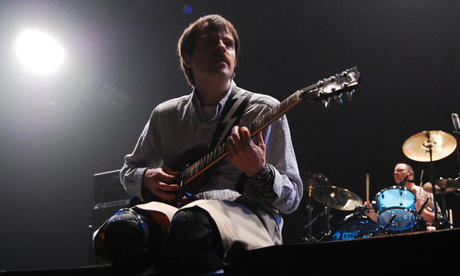 Turning Japanese: Rivers Cuomo Rivers Cuomo from Weezer.