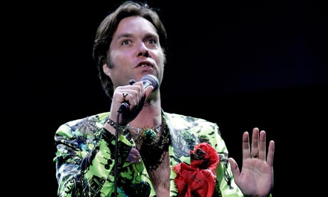 Rufus Wainwright has denied reports that he is against gay marriage, ...