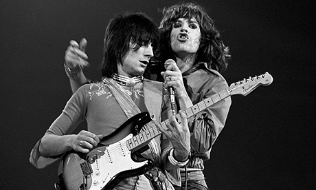 The Rolling Stones in 1975