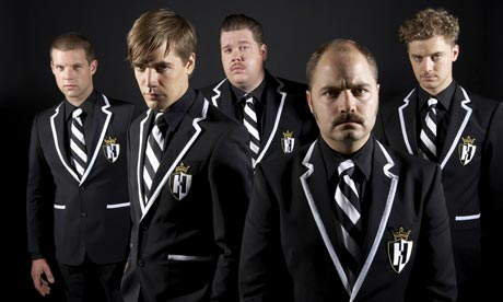 The Hives and Cyndi Lauper make sweet, seasonal music | Music ...