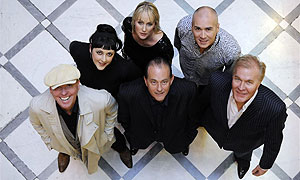 Sheffield bands Human League, Heaven 17 and ABC