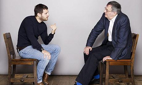 Mike Skinner talks to John Gray