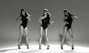 Beyonce Single Ladies YouTube grab