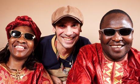 Amadou & Mariam with Manu Chao