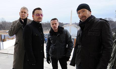 U2 in Washington DC