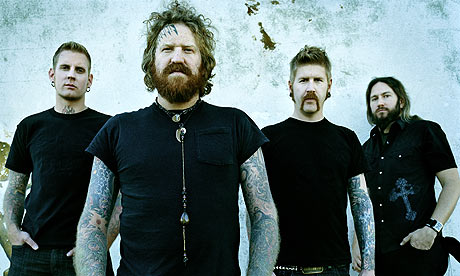 Mastodon  the band have been acclaimed as metal's saviours