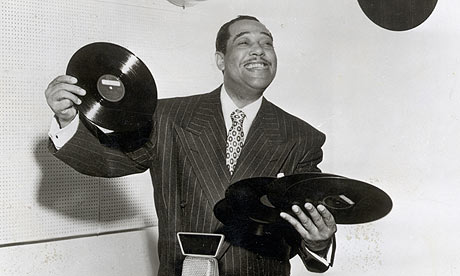 image Duke with records
