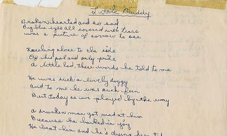 bob dylan poetry The most interesting thing about this year's nobel prize in literature is that it divides the world, geographically and linguistically, in a way no other nobel has done.