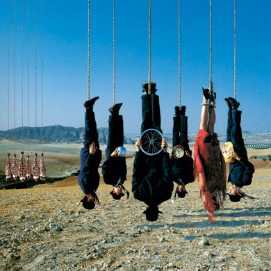 Storm Thorgerson: Alan Parsons- Try Anything Once