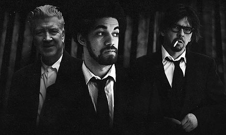David Lynch, Danger Mouse and Mark Linkous