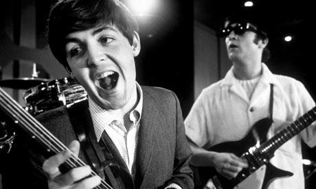 Lennon-Mccartney-001 jpgYoung John Lennon And Paul Mccartney