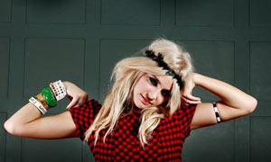 Singer Pixie Lott
