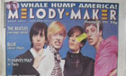 Orlando on the cover of Melody Maker