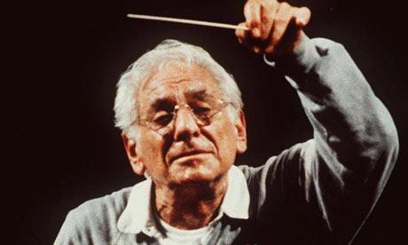 Leonard Bernstein. Photograph: AP - Leonard-Bernstein-001