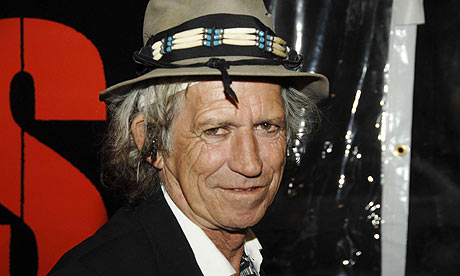 Keith Richards Pictures