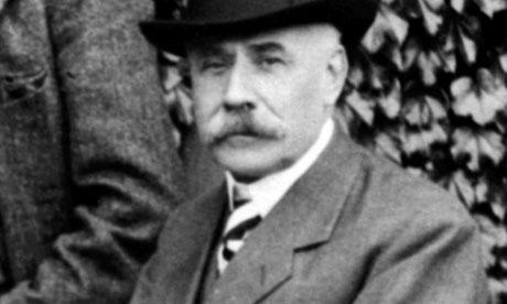 Compositor Edward Elgar