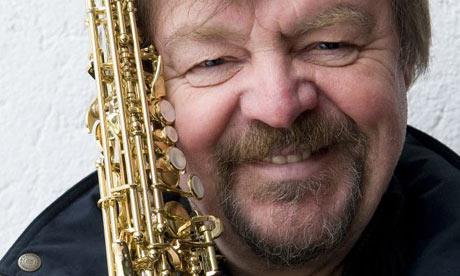 Jazz musician John Surman