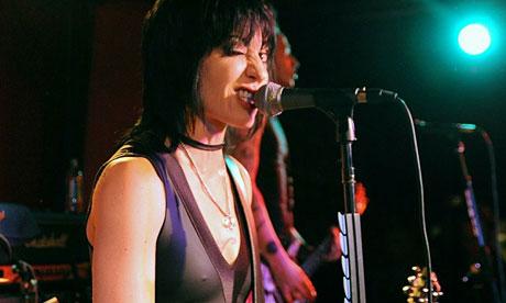 joan jett   blackhearts pop review   guardian