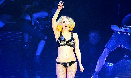 Lady Gaga at the 02 Arena