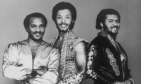 Isley Jasper Isley ... (Ernie Isley, Chris Jasper and Marvin Isley). Photograph: AP