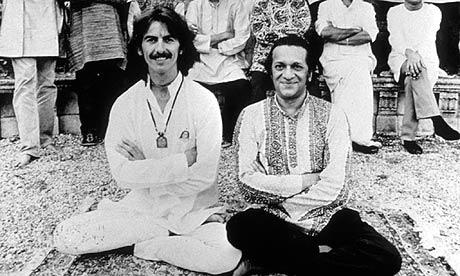 George Harrison & Ravi Shankar - Chants Of India & Other Rarities