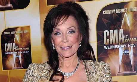 Loretta Lynn in 2010