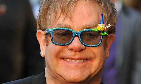 Elton John to Play Blackpool 16th June 2012