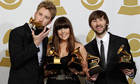 Lady Antebellum at the Grammy awards 2011