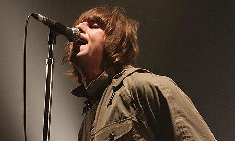 Liam Gallagher of Beady Eye