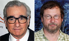 Martin Scorsese and Lars von Trier