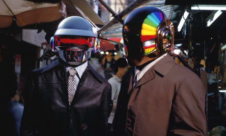 Daft Punk reveal tracklist for new album Daft-Punk-they-come-in-pe-007