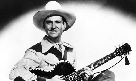 Gene Autry Gene Autry becomes cinema s