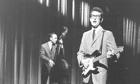 Buddy Holly circa 1957