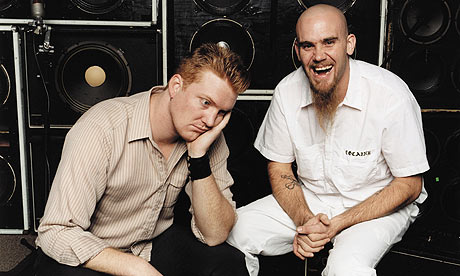 Possibile ritorno di Nick Oliveri nei Queens Of The Stone Age?