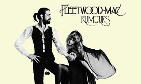 Sleeve for Fleetwood Mac's Rumours