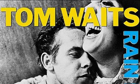 Sleeve for Tom Waits' Rain Dogs