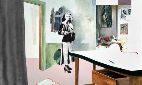 Richard Hamilton: The Late Works at the National Gallery