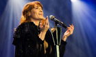 Florence And The Machine Perform At The 02 Arena